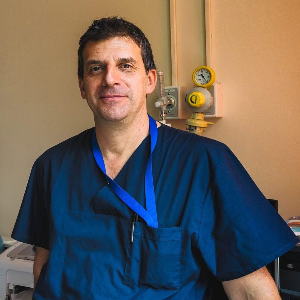 Доктор Веселин Колчаков