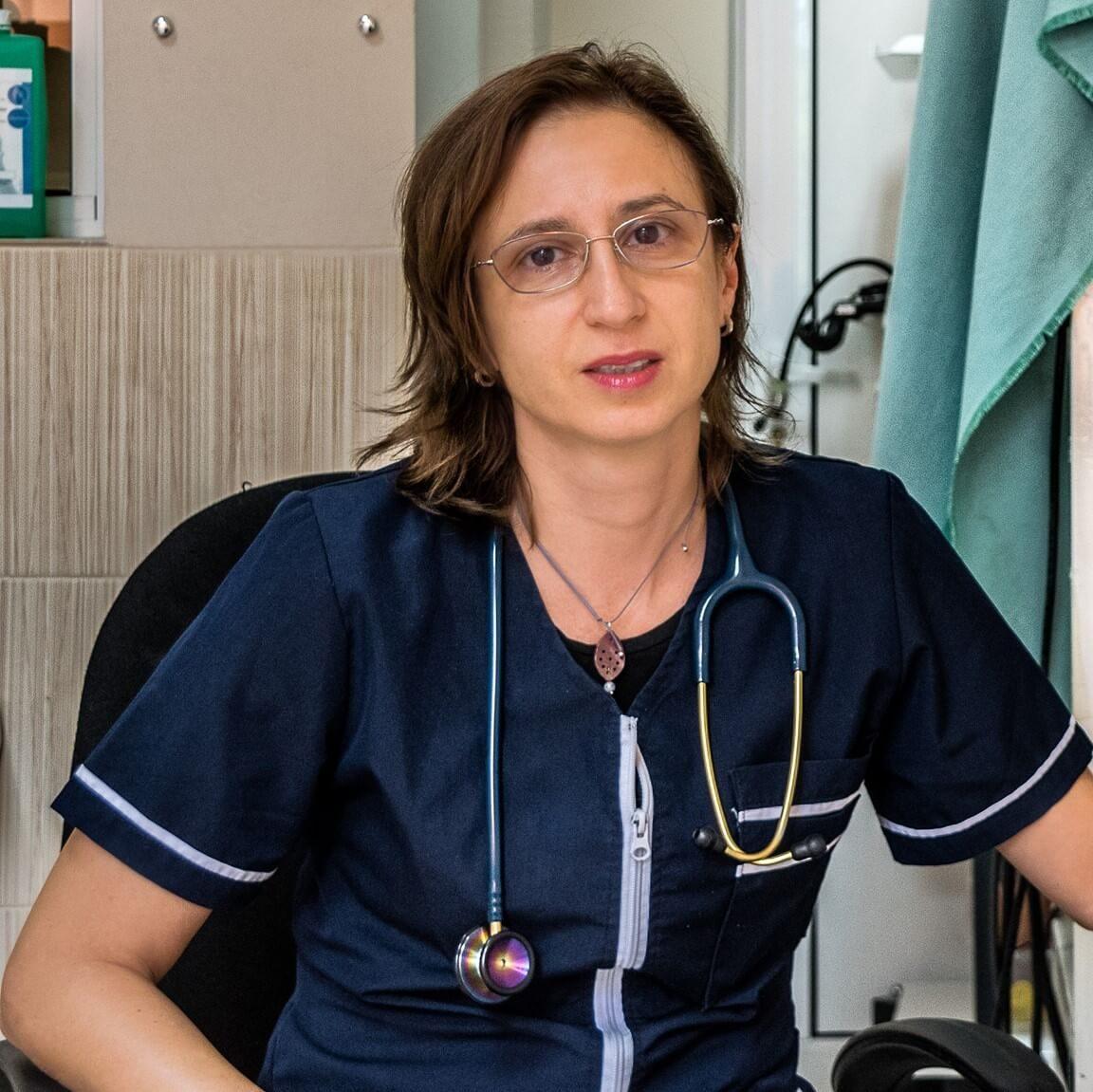 Д-р Диана Лекова-Никова